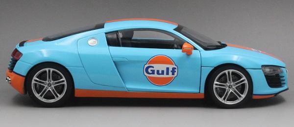โมเดลรถ โมเดลรถเหล็ก โมเดลรถยนต์ Audi R8 Sports 3