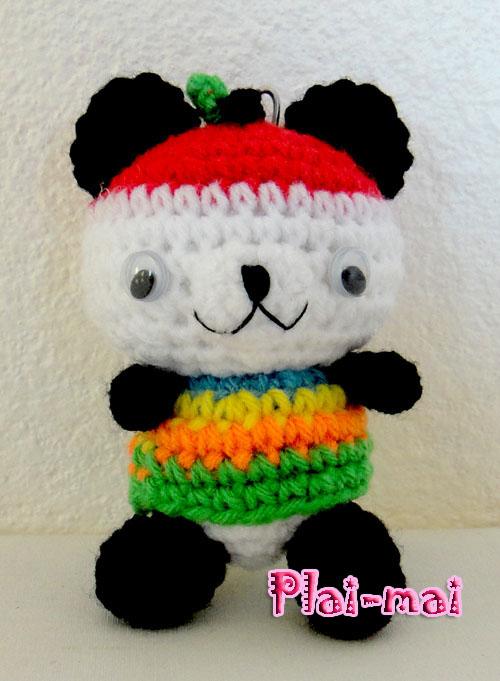 Panda Apple
