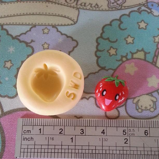 แม่พิม cute stawberry S