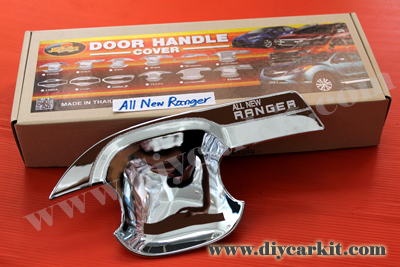 เบ้ารองมือเปิดประตู2Dr แบบที่ 2 New Ranger