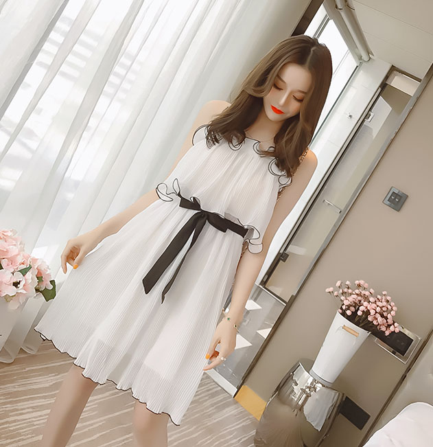 JY21879#เสื้อแฟชั่นสไตล์เกาหลีแบบเรียบหรู