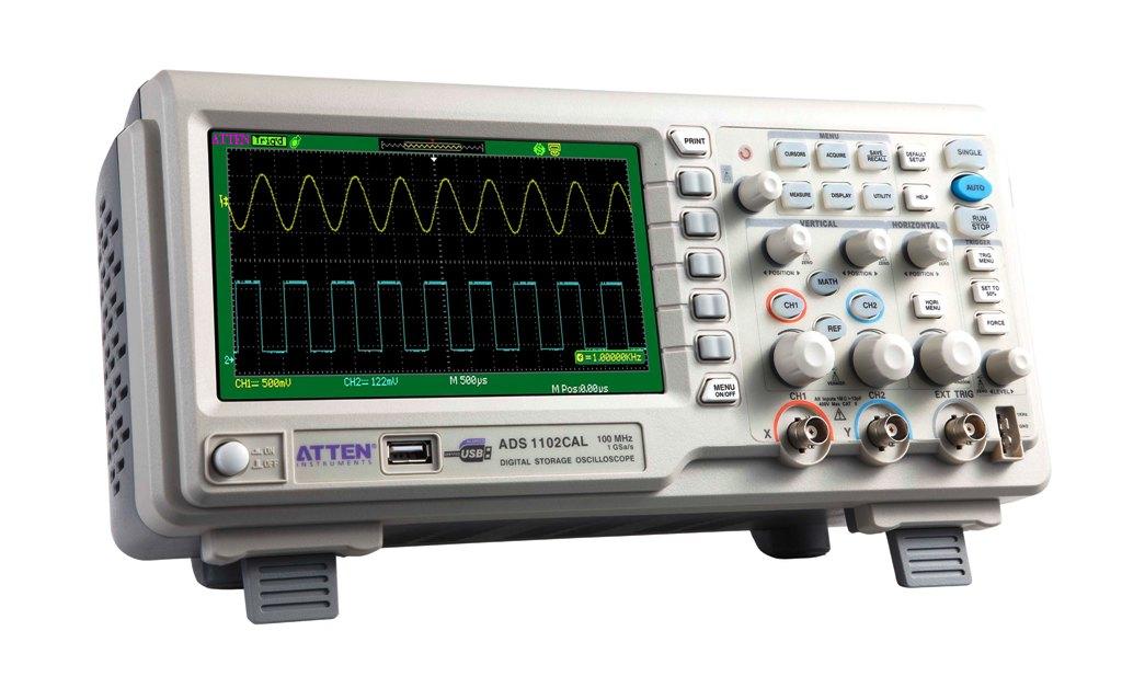 Oscilloscope ATTEN ADS1102CAL+ (100MHz)