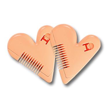 *พร้อมส่ง* Mistine Hair Cutter หวีหมออ้อย ตกแต่งซอยเส้นขน จิ๊มิ บริเวณจุดซ่อนเร้นของสาวๆ สามารถถอดเปลี่ยนหมีโกนได้