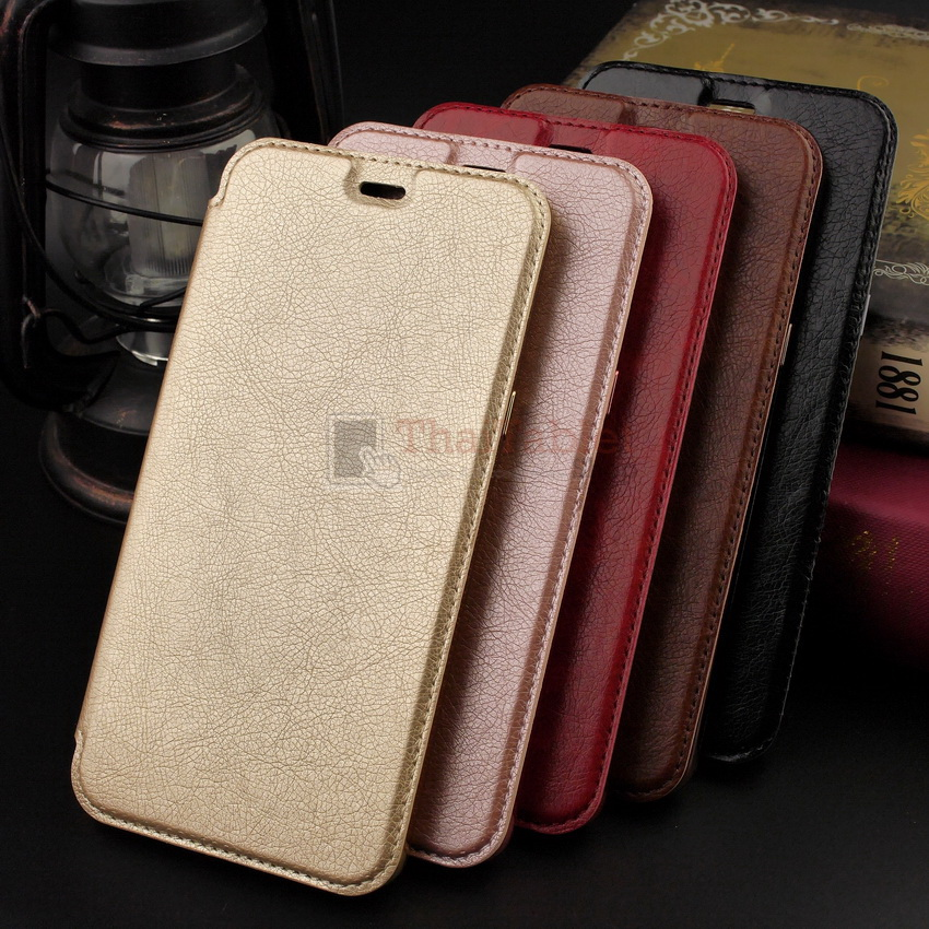 Platinum Leather Case For OPPO A77