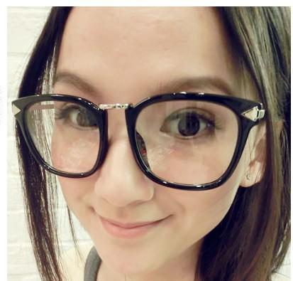 แว่นตากรองแสงคอมพิวเตอร์กรอบแฟชั่น 13