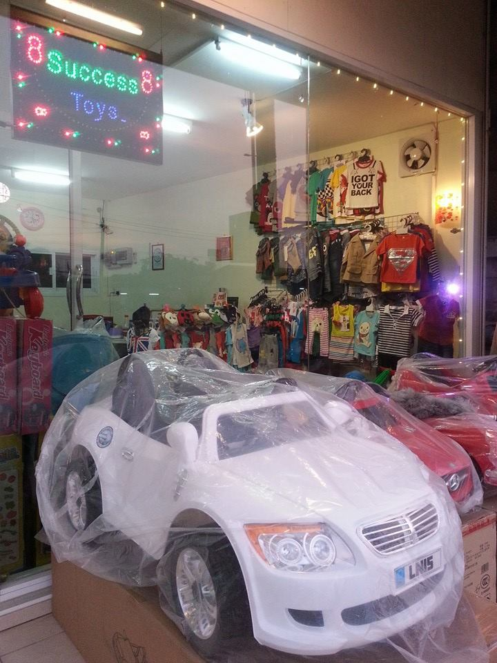 รถแบตเตอรี่เด็กนั่ง (นั่งได้ 2 คน) รุ่น LN15 รถ BMW มี 2 สี แดง ขาว 2 มอเตอร์ แบต 12V