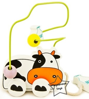 2SW-E475 เกมลากนมวัวของฉัน (วัว)