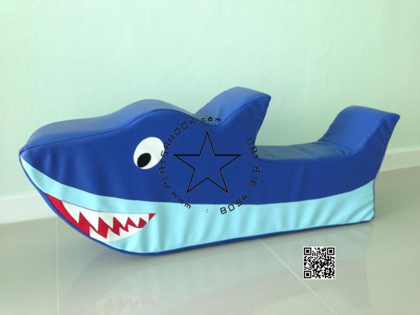 EVQ-04 เบาะนั่งปลาฉลาม
