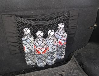 ตาข่ายใส่ของในรถ