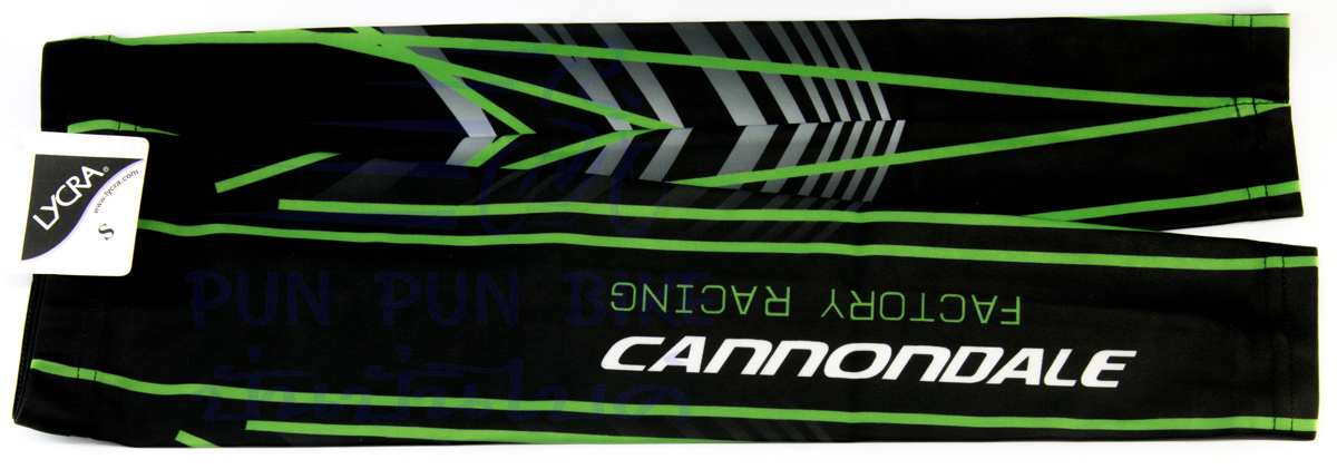 BOOM CYCLING : BC-ARM-01-CAND ปลอกแขน ลาย CANNONDALE