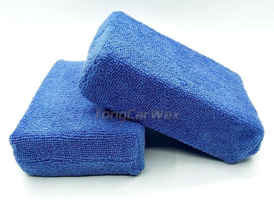 Microfiber Applicator - ฟองน้ำหุ้มผ้าไมโครไฟเบอร์