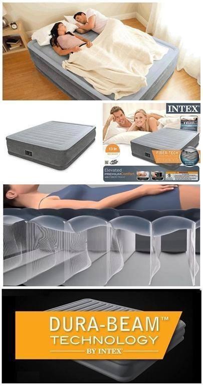Full Comfort Air bed series แถมฟรีที่สูบลมและส่งฟรี
