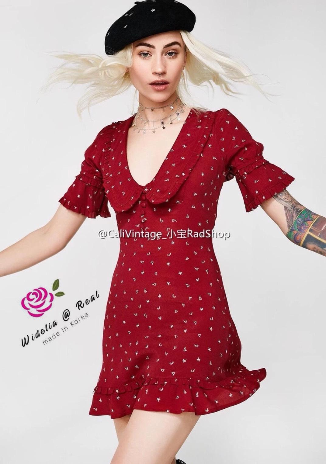 Dress เดรสแขนสั้น สีน่ารักมากๆน๊า