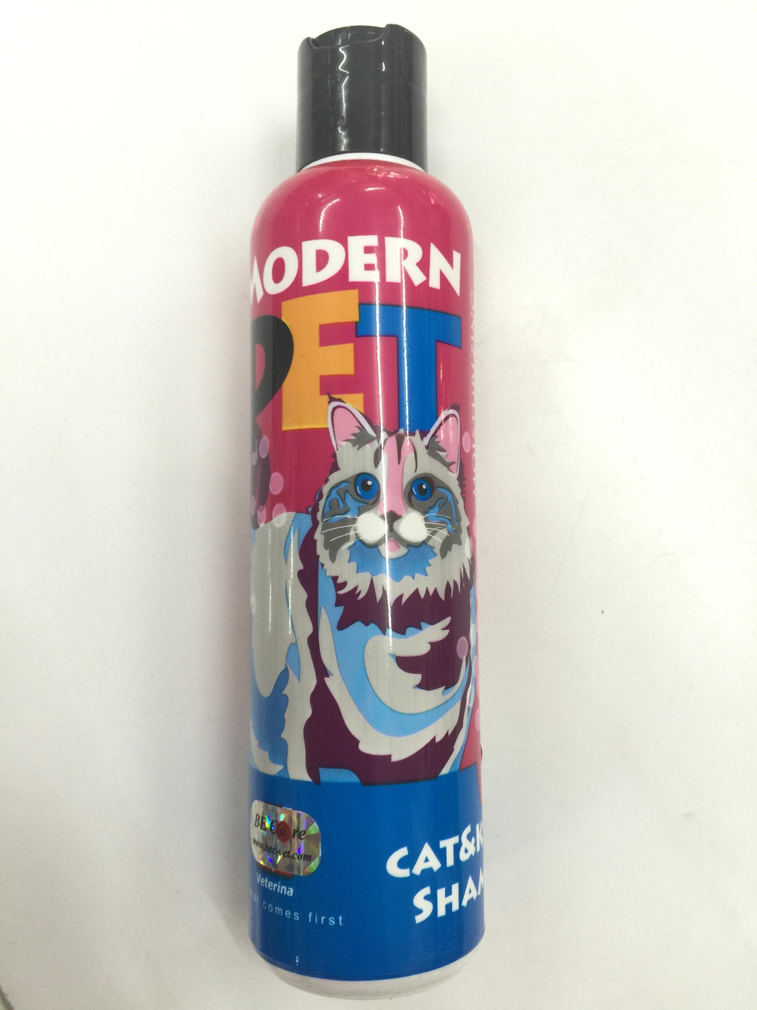 Modern Pet Cat&Kitten Shampoo หมดอายุ 08/17
