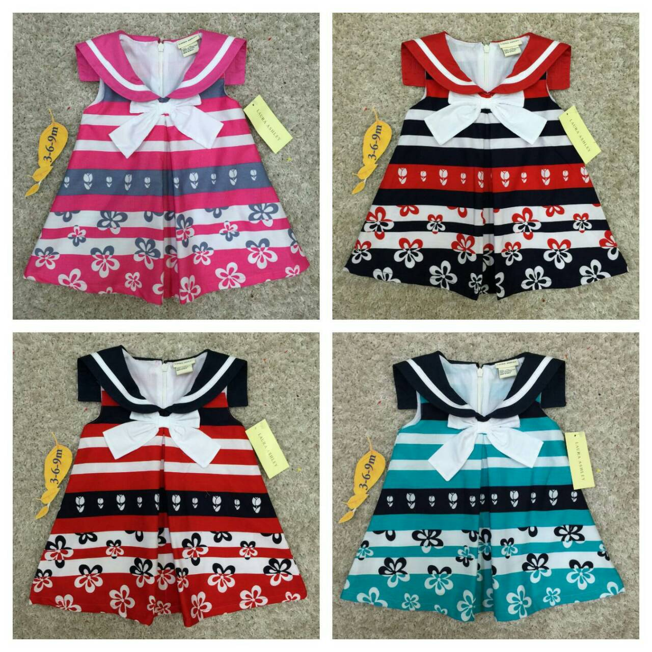 เสื้อผ้าเด็ก (พร้อมส่ง!!) 041060-3