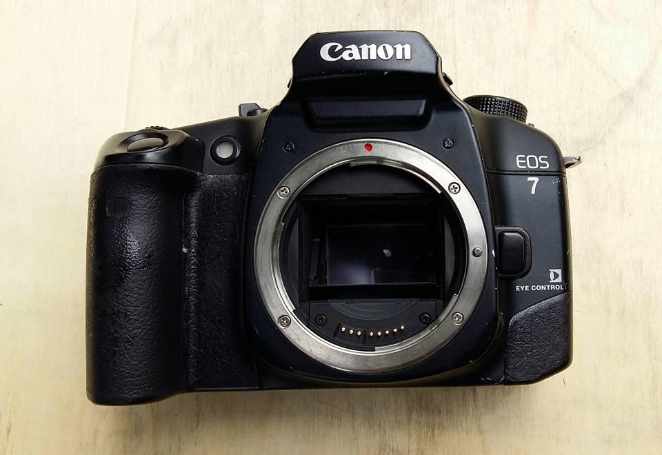 CANON EOS7 SN.4061938