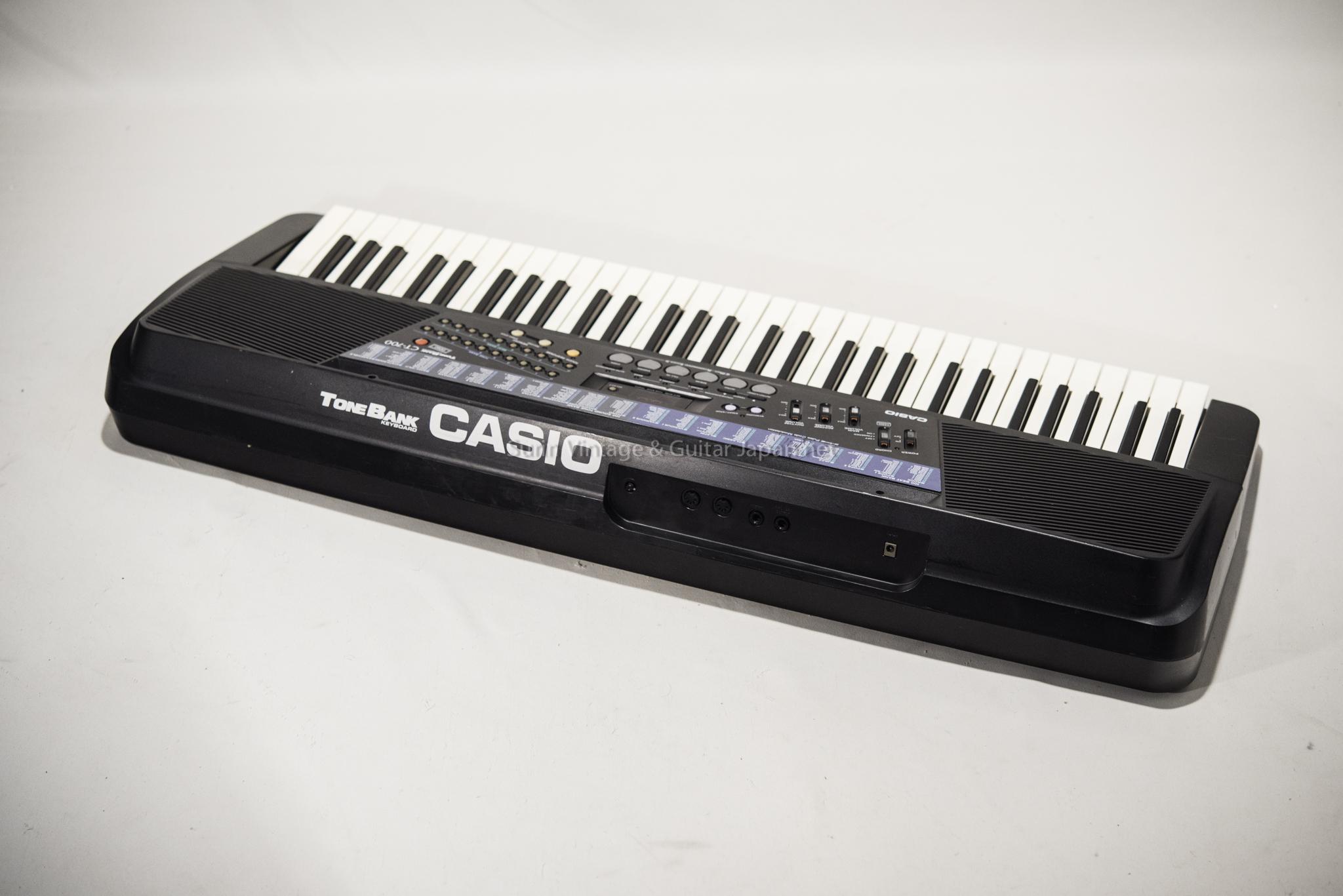 คีย์บอร์ดมือสอง CASIO Tone Bank CT-700