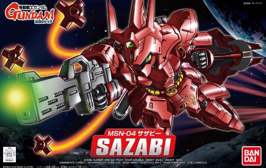 BB382 SAZABI