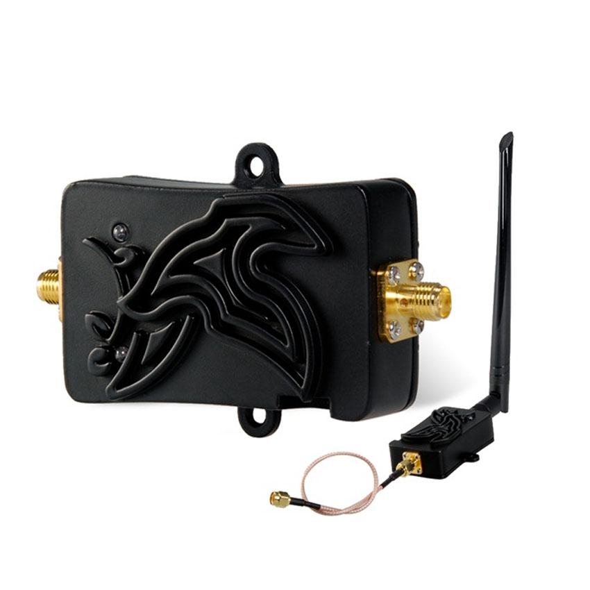 EDUP wifi extender Signal Booster 2.4GHZ 4000mv ขยายสัญญาณwifi