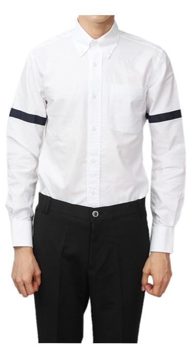เสื้อThom Browne Black Striped Shirt 1:1