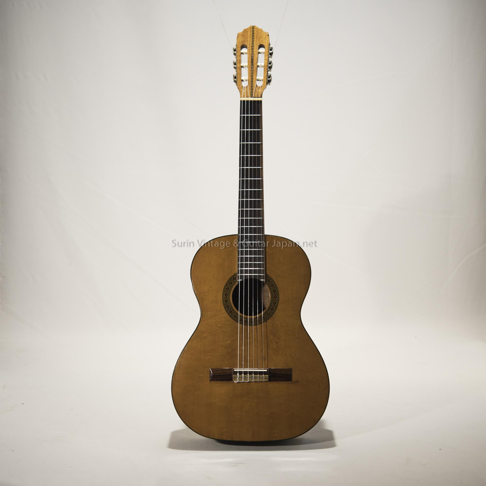 กีต้าร์คลาสสิคมือสอง Classic Guitar Vintage japan No.9