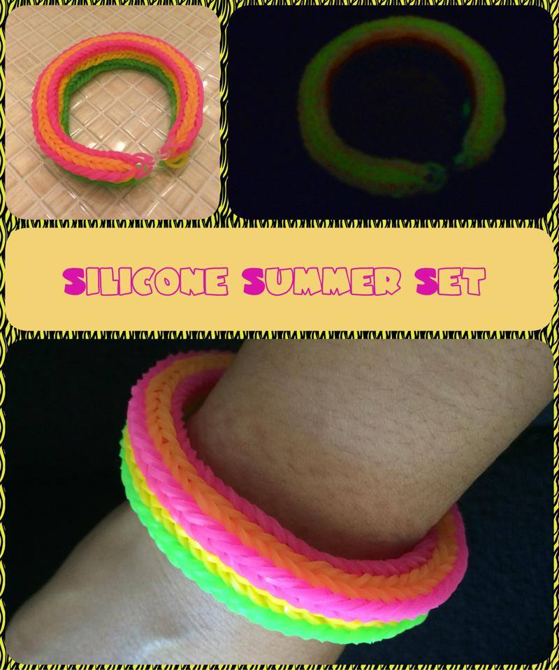 <p> <u>ยางถัก</u> <u>กำไลยาง</u><u>loom band</u> จาก <u>DIY Loom Bracelets</u> Thailand