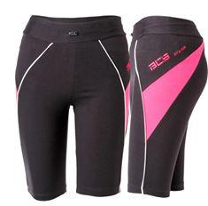 กางเกงแอร์โรบิค ขาสามส่วน BCS