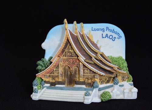วัดเชียงทอง ลาว Wat Xieng Thong, Luang Prabang, LAOS