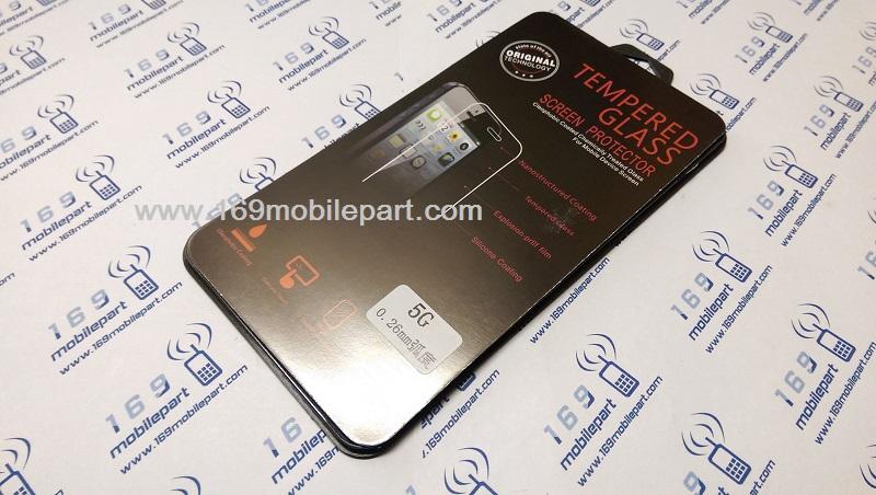 ฟิลม์กระจกนิรภัย 9H สำหรับ iPhone 5,5S ป้องกันจอแตก
