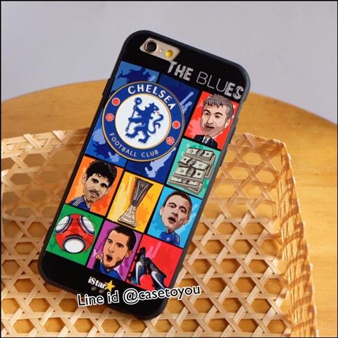 เคสฟุตบอลทีม Chelsea 02 iPhone 6/6S