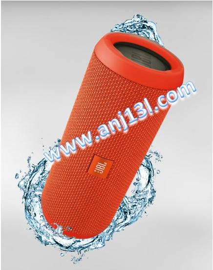 JBL FLIP3 กำลังขับ 16W RMS All purpose, all weather companion (Orange!!) แถมกระเป๋าฟรี 1 ใบ