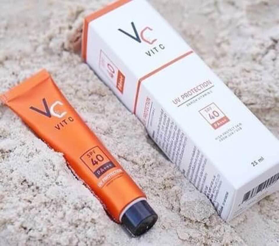 ครีมกันแดด VC UV Protection SPF40 PA+++