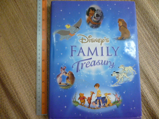 Disney's FAMILY TREASURY