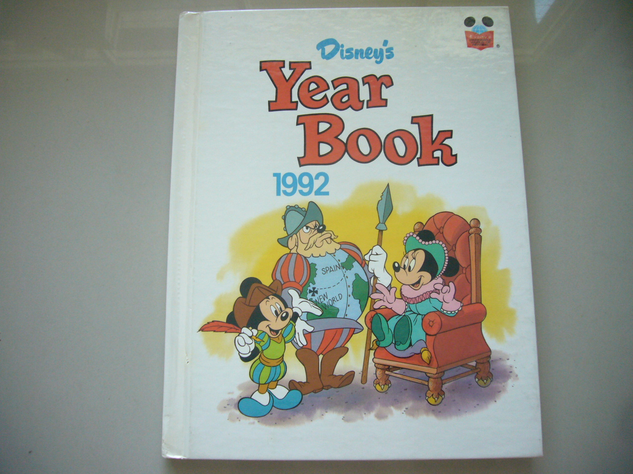 Disney's Year Book 1992
