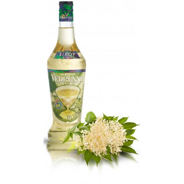 Vedrenne Elderflower Syrup 700 ml