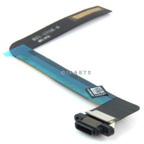 อะไหล่ไอแพด สายแพร USB iPad Air (ดำ)