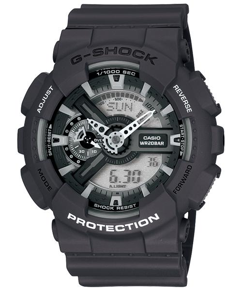 นาฬิกา คาสิโอ Casio G-Shock Standard Analog-Digital รุ่น GA-110C-1A สินค้าใหม่ ของแท้ ราคาถูก พร้อมใบรับประกัน
