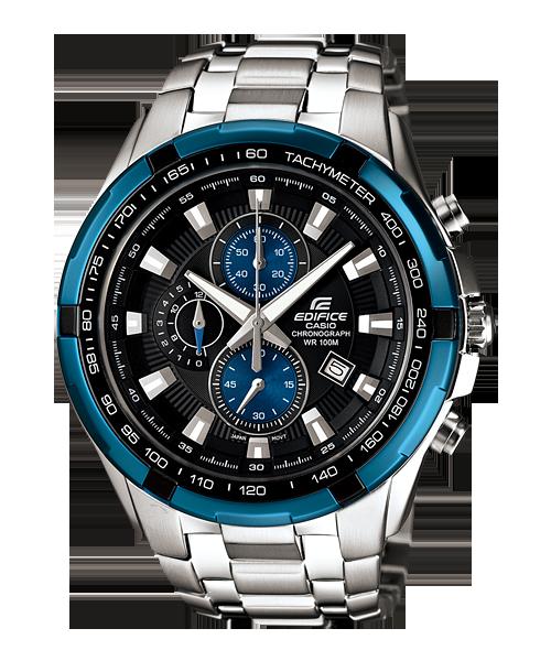 นาฬิกา คาสิโอ Casio Edifice Chronograph รุ่น EF-539D-1A2V สินค้าใหม่ ของแท้ ราคาถูก พร้อมใบรับประกัน