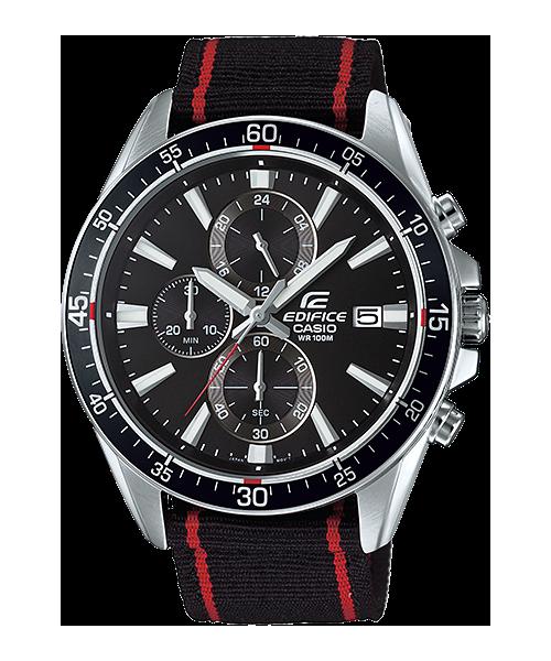 นาฬิกา คาสิโอ Casio Edifice Chronograph รุ่น EFR-546C-1AV สินค้าใหม่ ของแท้ ราคาถูก พร้อมใบรับประกัน