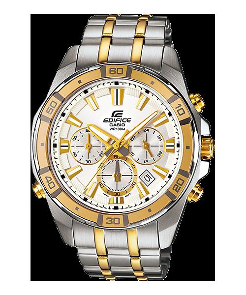 นาฬิกา คาสิโอ Casio Edifice Chronograph รุ่น EFR-534SG-7AV สินค้าใหม่ ของแท้ ราคาถูก พร้อมใบรับประกัน
