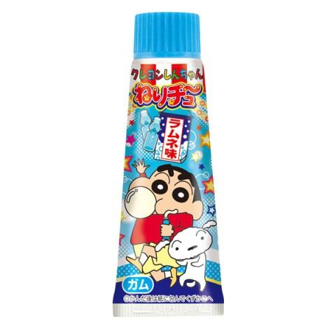 M093 หมากฝรั่งยาสีฟัน ชินจัง เป็นหมากฝรั่งรสองโซดา หวานหอมเหมื่อนยาสีฟันเด็กๆเลยคร่า แต่เคี้ยวๆๆเป็นหมากฝรั่งเลย