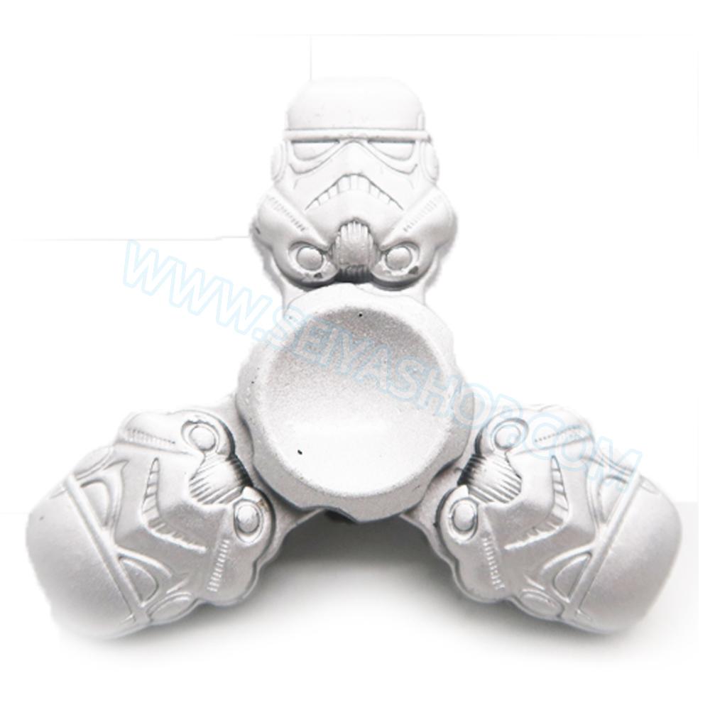 HF178 Fidget spinner -Hand spinner - GYRO (ไจโร) โลหะ Storm trooper