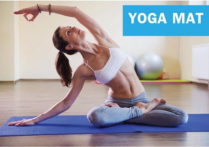 เสื่อโยคะ PVC yoga mat