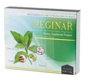 Reginar รีจิน่า Setup ผลิตภัณฑ์อาหารเสริม ลดน้ำหนัก แบบแคปซูล (10 แคปซูล)