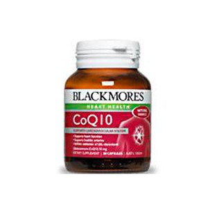 Blackmores Co Q10 50 mg 30 เม็ด