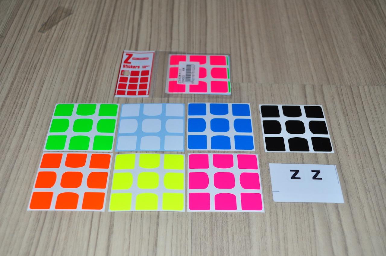 Z-Sticker for VALK 3 Full-Bright [ZSMS83]