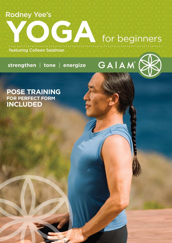 ดีวีดีโยคะ - Power Yoga for Beginners