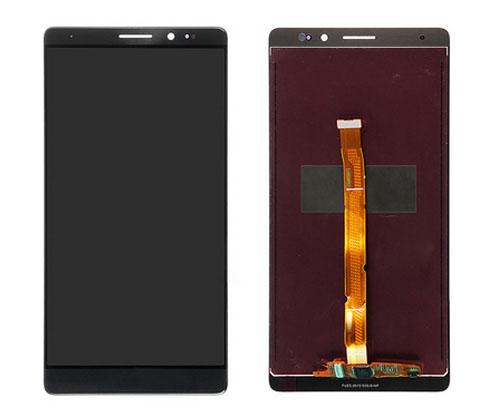 ราคาหน้าจอชุด+ทัชสกรีน Huawei MATE 8 สีดำ แถมฟรีไขควง ชุดแกะเครื่อง อย่างดี