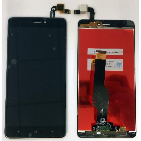 ราคาหน้าจอชุด+ทัสกรีน Xiaomi Redmi note 4X สีดำ แถมฟรีไขควง ชุดแกะเครื่อง อย่างดี