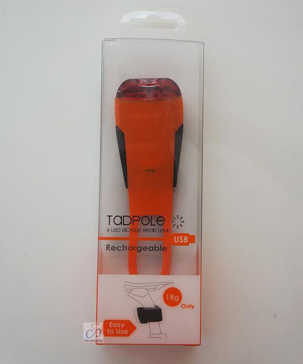 GUEE ไฟท้าย Tadpole สีส้ม